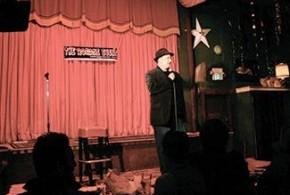 SF Bay Guardian: The Romane Event Comedy Show Finale. Last Laugh