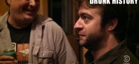 Paco Romane on Comedy Central's Drunk History