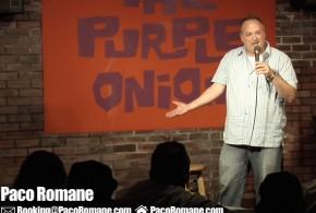 NPR Interview: Paco Romane Edges Closer to a Comedic 'Breakthrough'