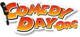 See Me At Comedy Day 2014!