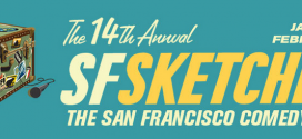 Banner for the SF Sketchfest