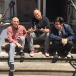 George Chen, Paco Romane, Josh Fadem