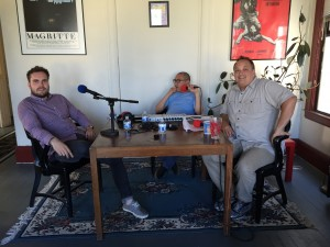 Brent Hodge, George Chen, Paco Romane Sup Doc Podcast