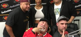 Interviewed on Comics Life Radio KCAA FM