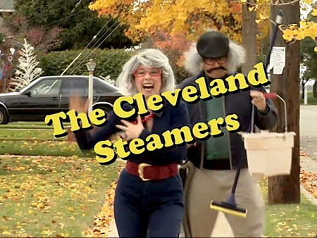 The Cleveland Steamers with Sal and Mitzi Lieberman