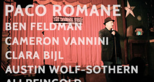 The Romane Event in Sketchfest 2017