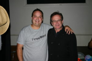Me and my Hero – Robin Williams